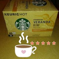Starbucks Coffee Veranda Blend K-Cups uploaded by Prudence B.