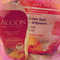 Calgon Hawaiian Ginger Bubble Bath 30 oz uploaded by Tomi Y.
