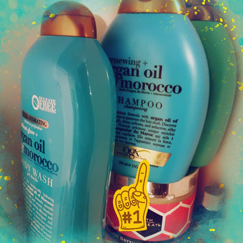 OGX® Argan Oil Of Morocco Shampoo uploaded by Tomi Y.