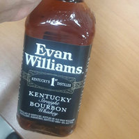 Evan Williams Kentucky Straight Bourbon Whiskey uploaded by Daneymis P.