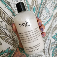 philosophy fresh cream shampoo, shower gel & bubble bath uploaded by Laura R.