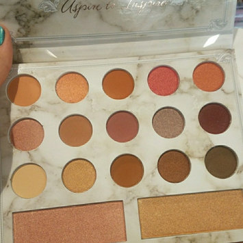 Photo of BH Cosmetics Carli Bybel Deluxe Edition 21 Color Eyeshadow & Highlighter Palette uploaded by Chelsea V.