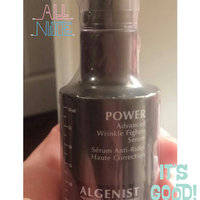Algenist Power Advanced Wrinkle Fighter Serum uploaded by Jillian A.