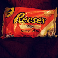 Reese's Peanut Butter Cups White Miniatures uploaded by Tori D.