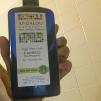 Andalou Naturals Argan Stem Cell Age Defying Shampoo uploaded by Naihomy S.