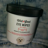 Well & Good Dog Eye Wipes, Pack of 100 wipes uploaded by Maryna Z.