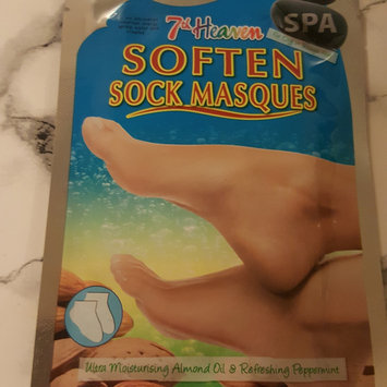 Photo of 7th Heaven Soften Sock Masques uploaded by Chloe G.
