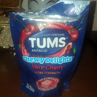 Tums Chewy Delights Cherry Calcium Soft Chews - 32 Count uploaded by Stephanie M.