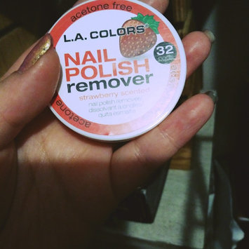 Photo of L.A. Colors Nail Polish Remover Pads uploaded by Rhiannon V.