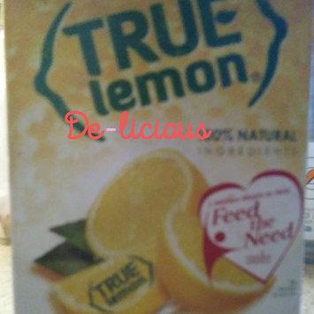 Photo of True Lemon Lemon for Your Water  uploaded by Rhiannon V.