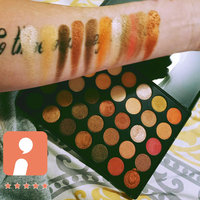 Morphe Brushes 35O 35 Color Matte Nature Glow Eyeshadow Palette uploaded by Karen W.