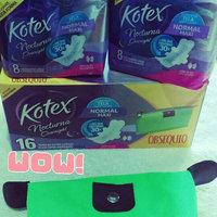 Kotex Natural Balance Overnight Maxi Pads uploaded by Julissa H.
