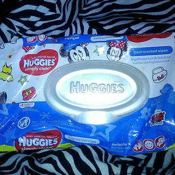 Photo of Huggies® Simply Clean Fresh Baby Wipes uploaded by Brittney M.