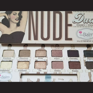 Photo of Thebalm the Balm Nude Dude Palette uploaded by Gabby A.