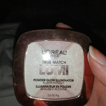 L'Oréal® Paris True Match Lumi Powder Glow Illuminator uploaded by Aseel A.