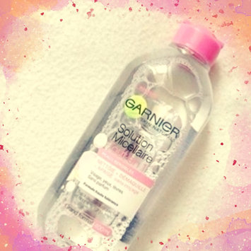 Garnier Skinactive Micellar Cleansing Water All-in-1 Mattifying uploaded by asma m.