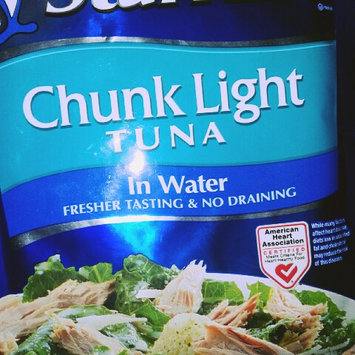 StarKist Chunk Light Tuna in Water uploaded by sarah a.