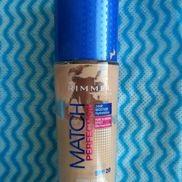Rimmel: Rimmel Match Perfection Foundation True Ivory uploaded by Mariya M.
