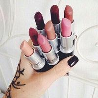 M.A.C Cosmetics Lipstick uploaded by Doaa S.