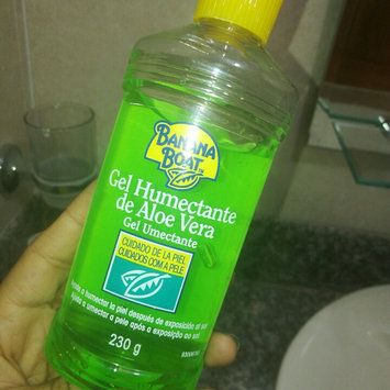 Photo of Banana Boat Soothing Aloe Vera After Sun Gel uploaded by Carol A.