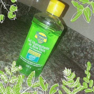Banana Boat Soothing Aloe After Sun Gel uploaded by Carol A.