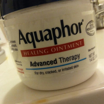 Aquaphor Healing Skin Ointment uploaded by Carlee M.