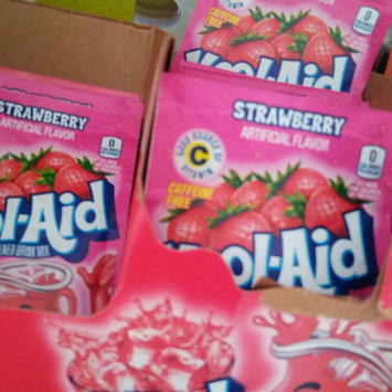 Photo of Kool-Aid Strawberry Flavor Unsweetened Soft Drink Mix uploaded by Carlee M.
