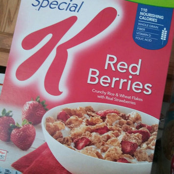 Kellogg's Special K Red Berries Cereal uploaded by Carlee M.
