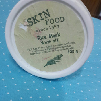 Photo of Skinfood - Rice Mask Wash Off 100g uploaded by areen a.