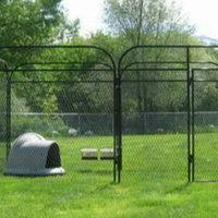 K9 Kennel Single Yard Kennel Digging Prevention Bar Size: 0.5