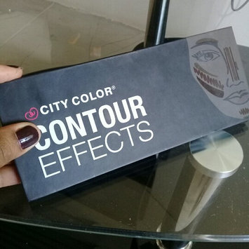 City Color Cosmetics Contour Effects Palette uploaded by Yaritza P.