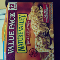 Nature Valley™ Cashew Sweet & Salty Granola Bars uploaded by Karla F.