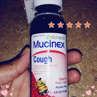 Mucinex Children's Grape Flavor Chest Congestion Liquid uploaded by Lucy M.