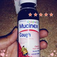 Mucinex Children's Grape Flavor Chest Congestion Liquid uploaded by Lucy M.