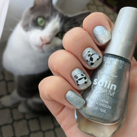 Sally Hansen Satin Glam Nail Color 03 Metal Iced uploaded by Yuliia D.