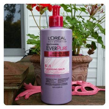 Photo of L'Oréal Paris EverPure Cleansing Balm uploaded by Rachel D.