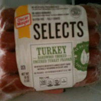 Oscar Mayer Selects Turkey Franks - 8 CT uploaded by roberta p.