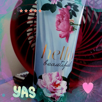 Photo of Bath & Body Works Hello Beautiful Ultra Shea Body Cream uploaded by Jocelyn D.