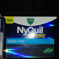 NyQuil™ SEVERE Cold & Flu Caplets uploaded by Marilyn M.
