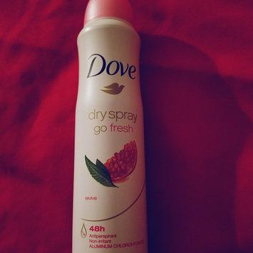 Photo of Dove Revive Dry Spray Antiperspirant uploaded by Karla F.