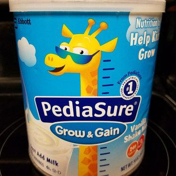 Photo of PediaSure Vanilla Shake Mix Powder - 14 oz uploaded by Valerie D.
