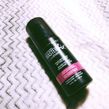 Maybelline Facestudio® Master Fix Wear-Boosting Setting Spray uploaded by Alexandria S.