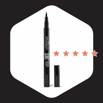 Photo of Eyeko Black Magic Liquid Eyeliner + Widelash uploaded by Casey B.