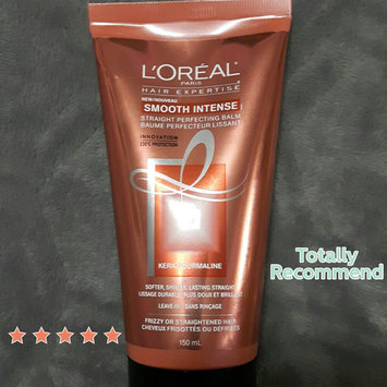 L'Oréal® Paris Advanced Haircare Smooth Intense Ultimate Straight Straight Perfecting Balm 5.1 fl. oz. Tube uploaded by Mar! S.