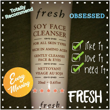 Fresh Soy Face Cleanser uploaded by Ornida G.