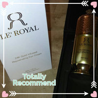 LE' ROYAL 24K Gold Collection Infused Facial Serum & Lifting and Firming Eye Serum uploaded by Sonya K.