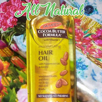 Palmer's Moisturizing Hair Oil uploaded by Clair B.