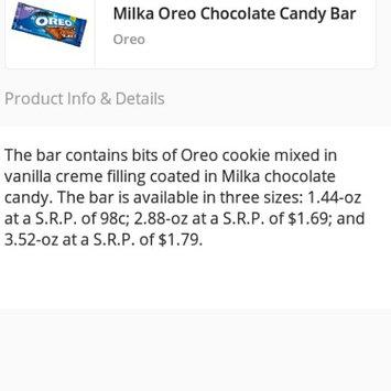 Milka Oreo Chocolate Candy Bar uploaded by Edera S.