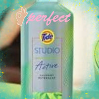 Tide Studio Active HE Liquid Laundry Detergent, 400 ml uploaded by Crissy L.