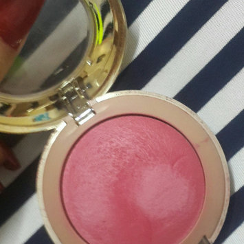 Milani Baked Powder Blush, Delizioso Pink 0.12 oz uploaded by areen a.
